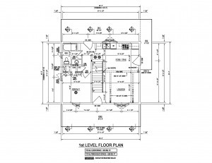 floor plan, custom built log home, Timberhaven Log Homes, kiln-dried