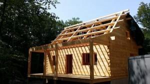 Roof Systems Custom Built Log Homes Part 7