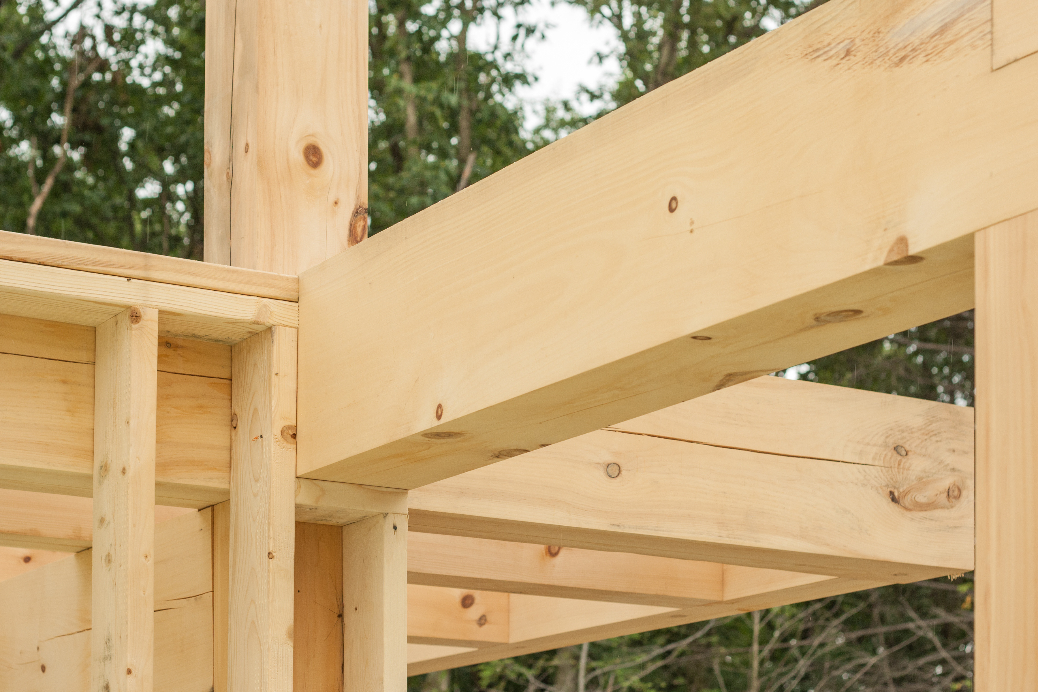 Post and Beam Home Construction: Part 3