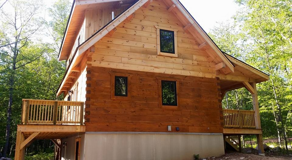 Under Construction: Protect Your Log Home Investment
