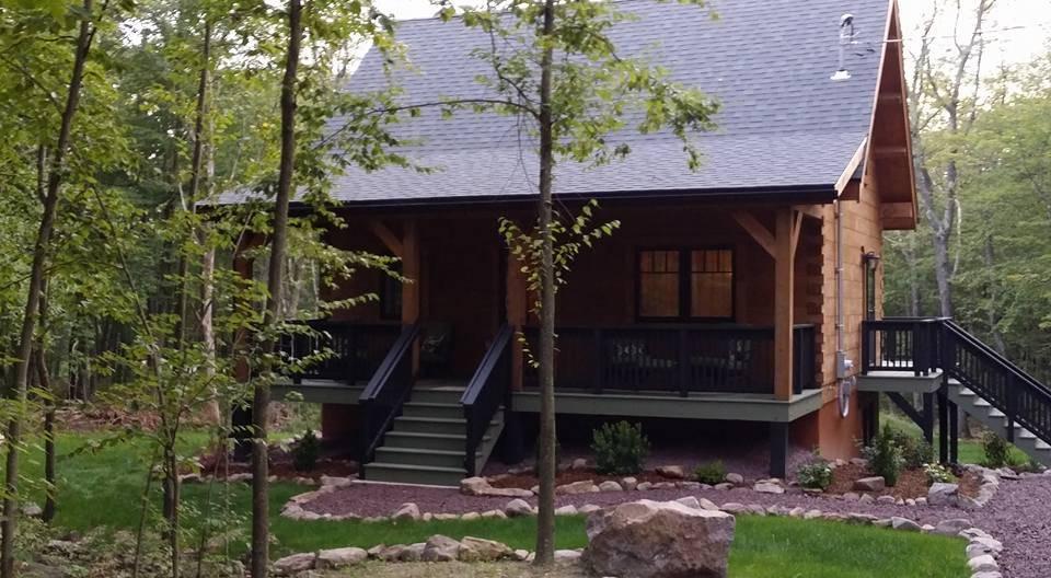 Log Home Dream Becomes Ultimate Home Reality