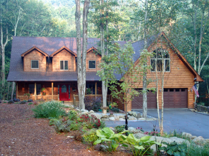 Join The Movement July Is National Log Home Month