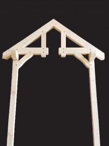 wooden timber frame hammer truss, hammer truss, log homes, log cabin homes, log cabins, post and beam homes, timberframe homes, timber frame homes, laminated logs, engineered logs, floor plan designs, kiln dried logs, Timberhaven local reps, log homes in Pennsylvania, log homes in PA, Timberhaven Log Homes, Timberhaven Log & Timber Homes
