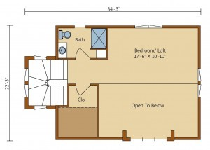 floor plan for goose creek design, goose creek quarterly feature