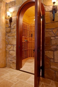 Walk-In Wine Cooler
