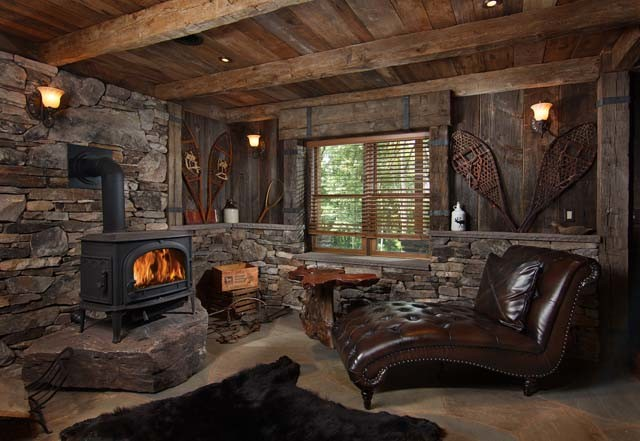 Naturally Beautiful Log Home Tour Timberhaven Log