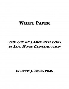 Laminated Log White Paper