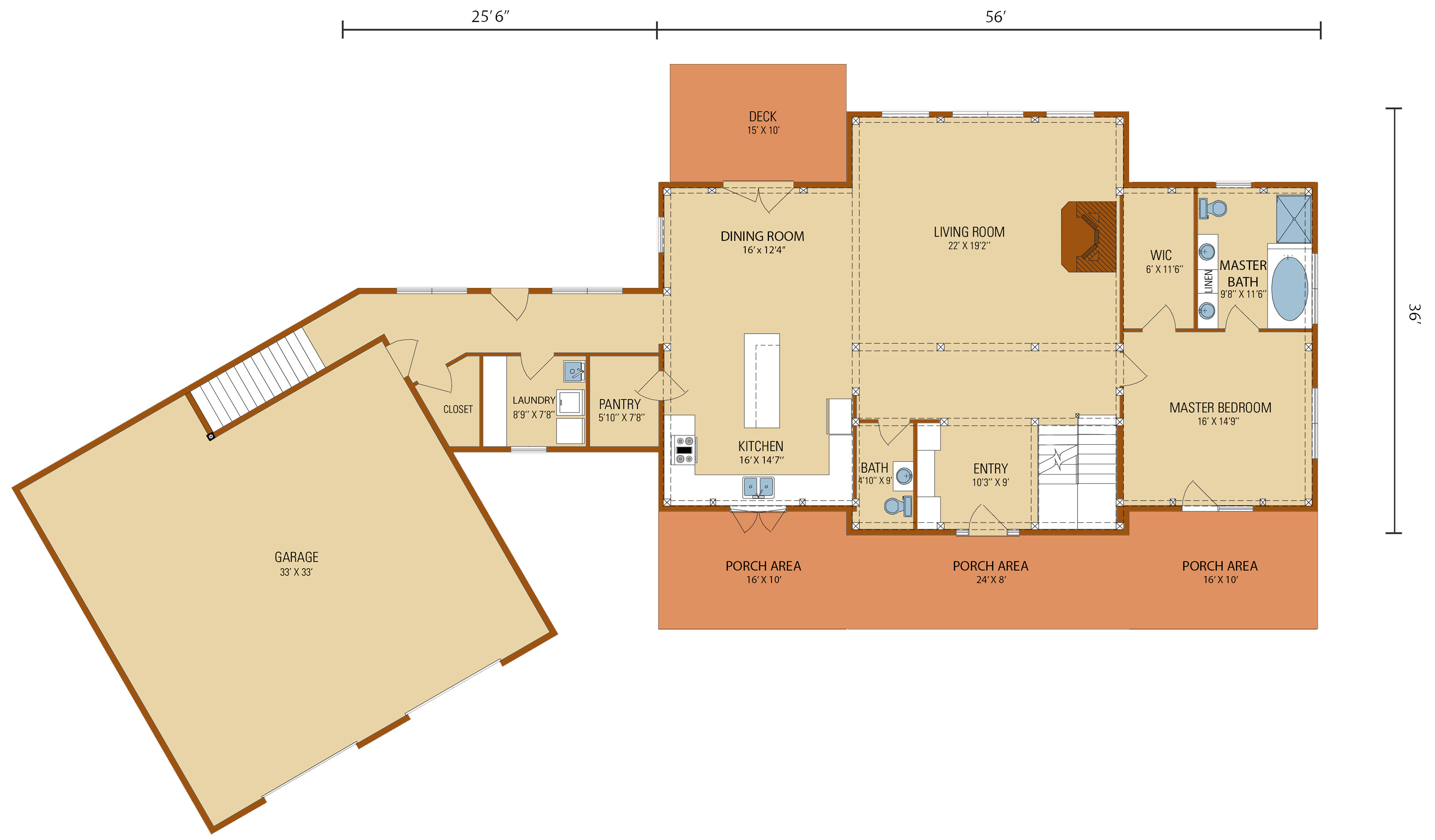 Introducing the new legacy timber frame design for Timber home floor plans