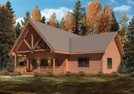 2017 Fall Feature Home: Moshannon variation F3, R3