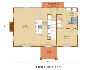 craftsman timber frame floor plan, Craftsman Timber Frame Design, craftsman timber frame fall feature home, timber frame homes, small timber frame designs, Timberhaven
