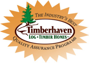 Timberhaven logo and Quality Assurance Programs, Quality Assurance Programs, complete package guarantee, lifetime warranty