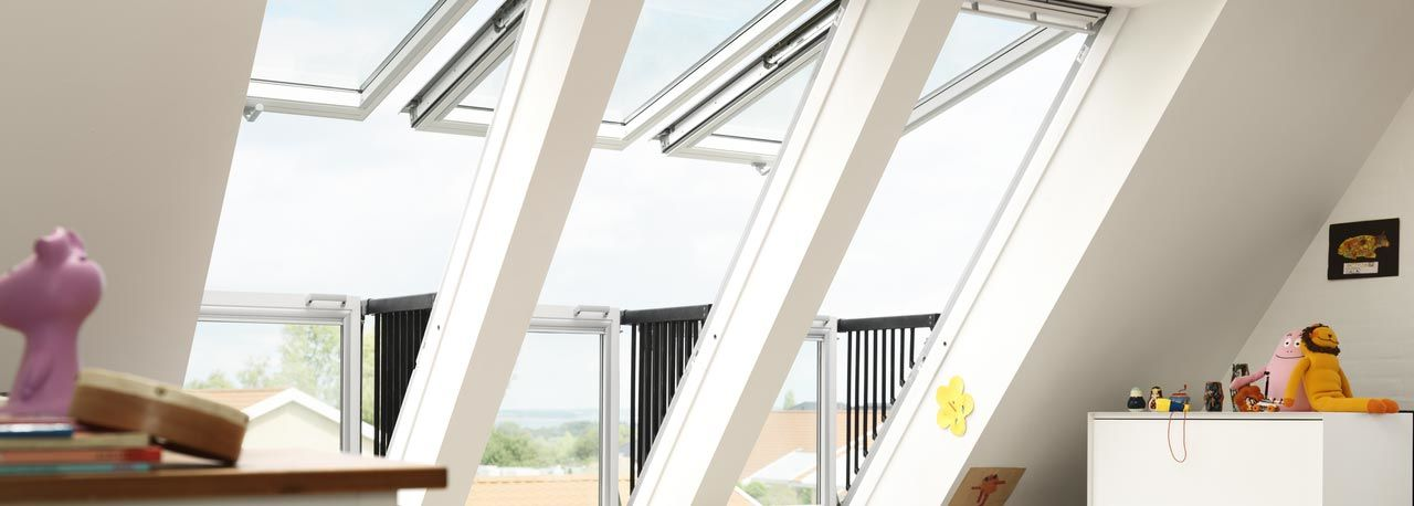 Trend Alert Velux Cabrio Balcony Will Brighten Your Lifestyle