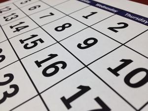 2020 event lineup, calendar, local events, trade shows, event calendar