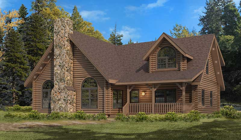 Sterling Timberhaven Log Amp Timber Homes