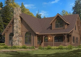 Sterling,Timberhaven Log Home,3 Bedrooms,2 Bathrooms