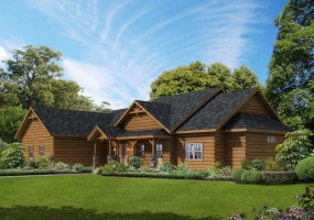 Sullivan,Timberhaven Log Home,3 Bedrooms,2 Bathrooms