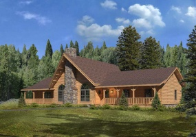 Lakeside-III,Timberhaven Log Home,3 Bedrooms,1 Bathroom