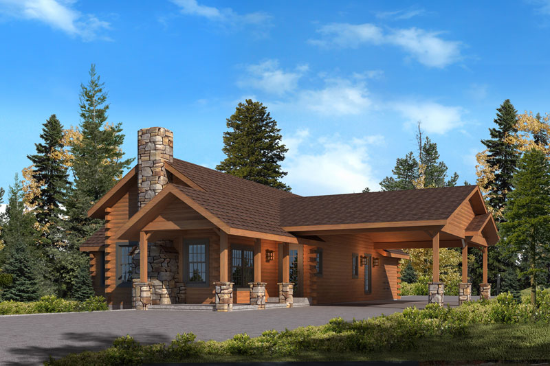 Pine-Ridge,Timberhaven Log Home,3 Bedrooms,2 Bathrooms