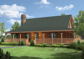 Meadow-View-I,Timberhaven Log Home,3 Bedrooms,2 Bathrooms