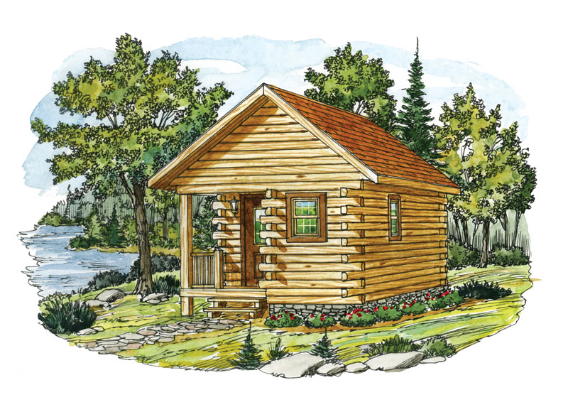 little-pine,Timberhaven Log Home,1 Bedroom,1 Bathroom