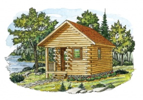 little-pine,Timberhaven Log Home,1 Bedroom,1 Bathroom