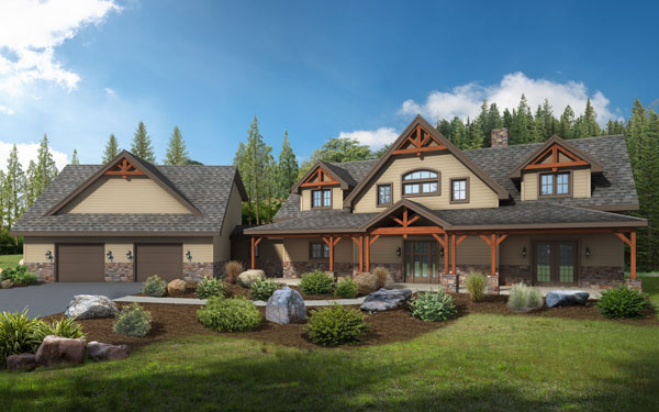 Legacy,Timberhaven Log Home,4 Bedrooms,2 Bathrooms